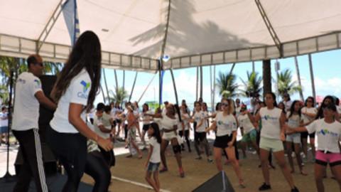 Dança e música marcam celebração da Casal do Dia Mundial da Água