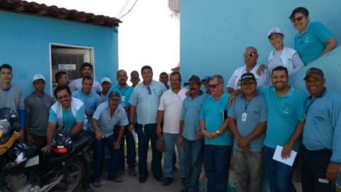 Casal executa mutirão de corte em 29 cidades do interior de Alagoas