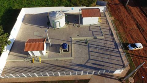Sanesul entrega obras de ampliação do sistema de abastecimento de água no aniversário de Nioaque (MS)