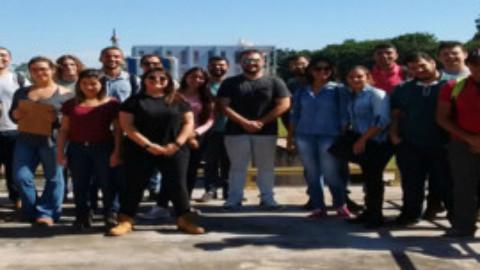 Alunos da PUC-GO visitam ETE Goiânia