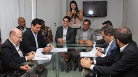 Embasa assegura R$ 728 milhões para obras de abastecimento de água na Bahia