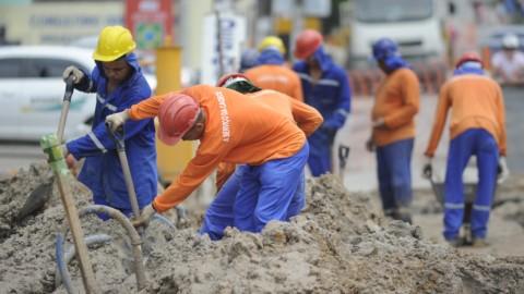 Cagece garante R$ 270 milhões para obras de água e esgoto