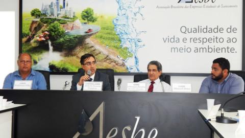 Presidente da Aesbe participa da reunião da CTGE nesta terça-feira