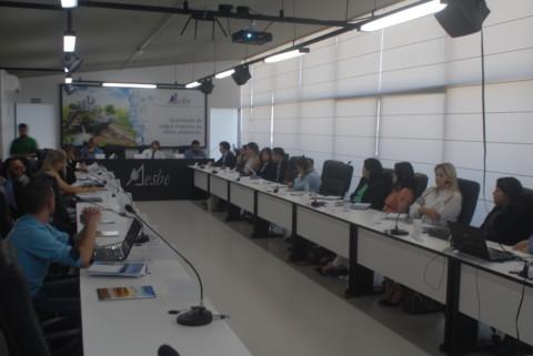 Membros da Câmara Técnica de Gestão Empresarial se reúnem nesta terça-feira na sede da Aesbe