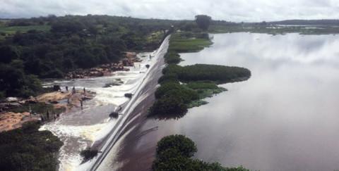 Chuva melhora abastecimento de Afogados da Ingazeira, em Pernambuco