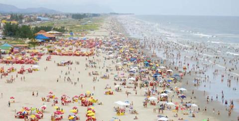 Relatório destaca melhoria nas praias de SP após investimentos em esgoto