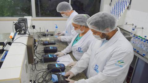 Caerr investe quase 250 mil em equipamentos laboratoriais
