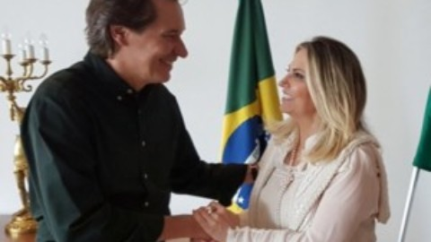 Ricardo Soavinski assume a presidência da Sanepar