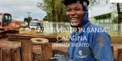 Agência Francesa de Desenvolvimento destaca investimentos da CASAN, em Santa Catarina