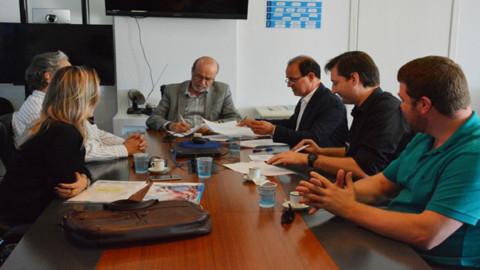 Corsan firma termo de cooperação para obras de água e esgoto em Garibaldi (RS)