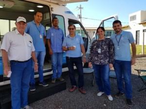 Atendimento Móvel da Sanesul atende 150 em Dourados (MS)