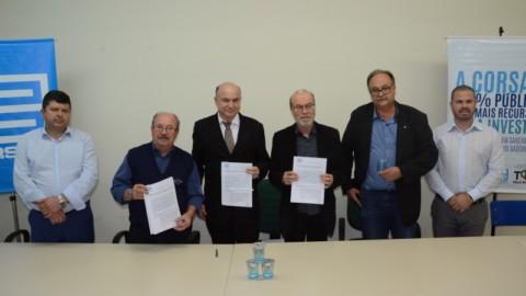 Corsan e Eldorado do Sul reforçam parceria que viabiliza PPP no Rio Grande do Sul