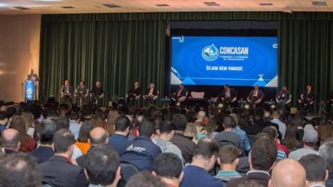Concasan 2018 – Congresso Catarinense de Saneamento recebe palestrantes de seis países