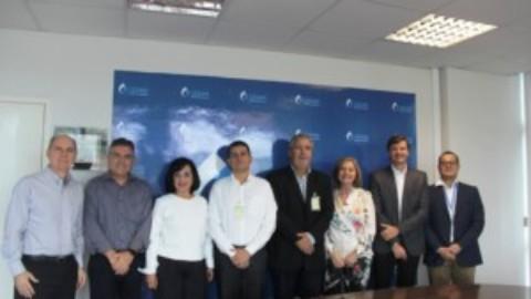 Diretoria da Cesan recebe membros do Comitê de Auditoria