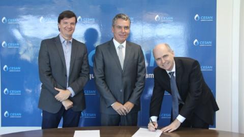 Amadeu Wetler é o novo presidente da Cesan