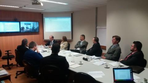Aesbe participa de reunião sobre o aproveitamento energético de resíduos do saneamento no Ministério de Minas e Energia