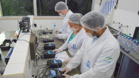 Processo de tratamento da Caerr, em Roraima, segue padrões exigidos pelo Ministério da Saúde