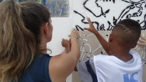 Sabesp usa arte para fortalecer o relacionamento com comunidades e conscientizar a população