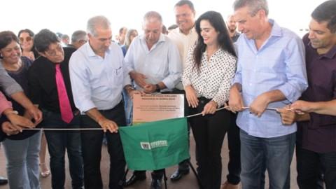 Região Conesul de MS recebe mais de R$ 1,3 milhão em obras de saneamento básico