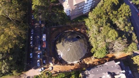 Companhia investe na construção de reservatório de água em aço vitrificado em Gramado (RS)