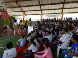 Embasa inicia atividades em homenagem ao Dia do Meio Ambiente na região de Feira de Santana (BA)