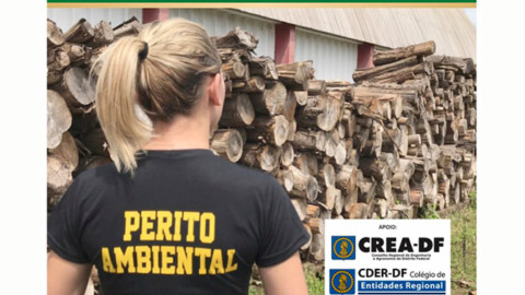 Curso de Perícia Ambiental será realizado em Brasília no mês de agosto