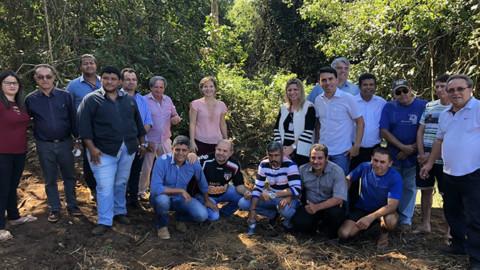 Saneago inaugura novo ponto de lançamento de efluentes em Terezópolis de Goiás (GO)