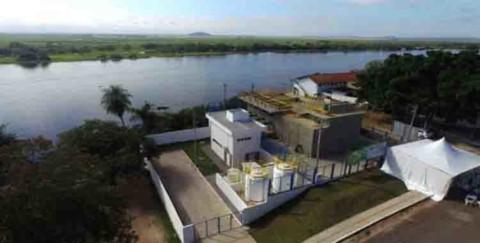 Ladário (MS) recebe mais de R$5,5 milhões em obras de saneamento básico
