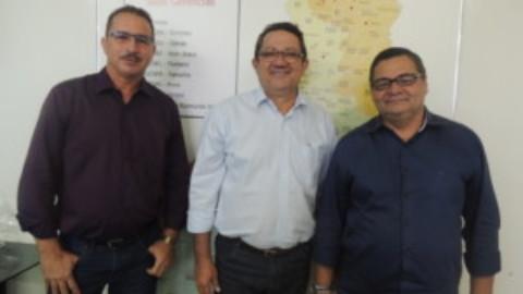 Paulo Lustosa substitui Raimundo Trigo na diretoria financeira da Companhia de Águas e Esgotos do Piauí