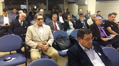 Aesbe participa de reunião ordinária do Conselho Nacional de Recursos Hídricos nesta quinta-feira