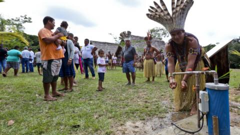 Projeto Água Para Todos promove qualidade de vida nas comunidades indígenas do Acre