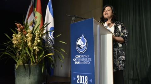 ENTREVISTA – Pesquisadora portuguesa Sofia Cordeiro, convidada para o Concasan 2018, fala sobre como tornar Cidades Conscientes na Gestão da Água