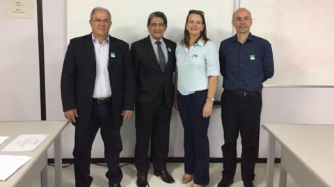 Aesbe participa nesta sexta-feira de reunião para indicação de representantes para integrar CNRH