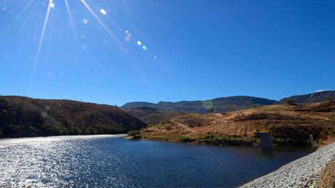 Inaugurada obra de ampliação da barragem do rio Viamão, no Norte de MG