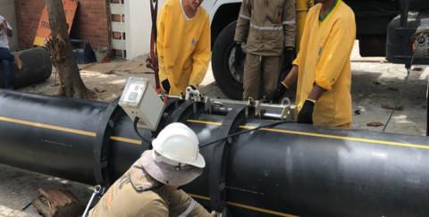 Compesa avança na recuperação do sistema de esgotamento sanitário de Caruaru (PE)