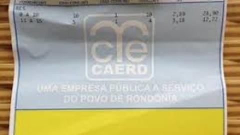 Em Rondônia, atrasos no pagamento da fatura podem gerar corte no abastecimento de água