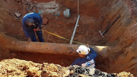 CAEMA conclui expansão de redes para melhorar abastecimento de água em Imperatriz (MA)