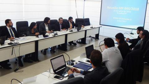 Aesbe realiza reunião de alinhamento jurídico acerca da MP 844/2018 nesta quarta