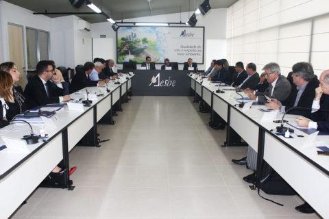 2ª Assembleia Geral Ordinária da Aesbe de 2018 ocorre nesta quarta-feira