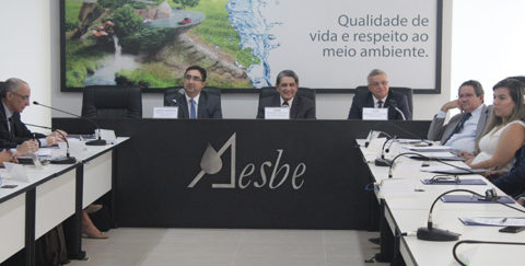 Roberto Tavares é aclamado presidente da Aesbe