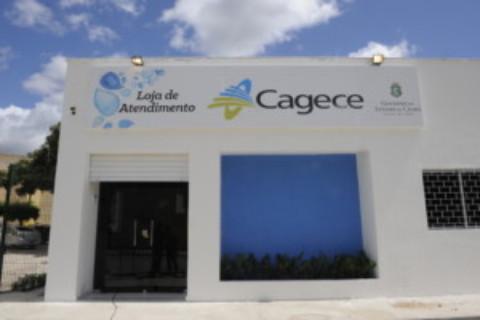 Cagece inaugura primeira loja de atendimento de Eusébio (CE)