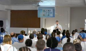 BRK Ambiental reúne funcionários para compartilhar seu propósito e seus valores