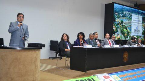 Sem a participação do Governo Federal, Audiência Pública sobre a MP do Saneamento foi realizada nesta quarta