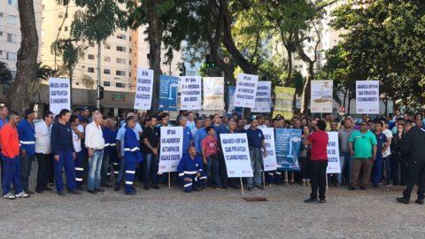 Mobilização Nacional Contra a MP do Saneamento é realizada em 18 capitais do Brasil