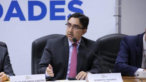 Presidente da Aesbe critica MP do Saneamento em Seminário Internacional no Ministério das Cidades
