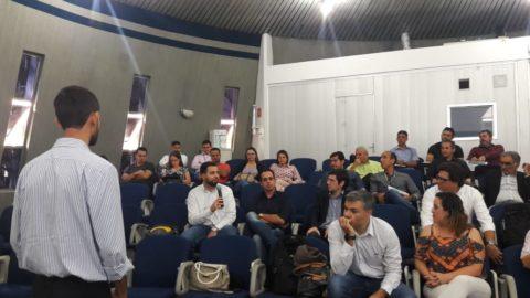 Associadas da Aesbe debatem redução de perdas reais em São Paulo
