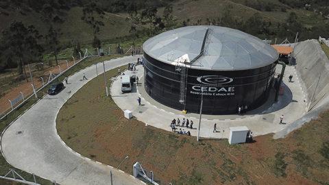 CEDAE inaugura novo sistema de abastecimento de água em Nova Iguaçu (RJ)