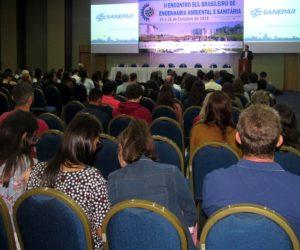 Evento de engenharia ambiental e sanitária discute iniciativas do setor