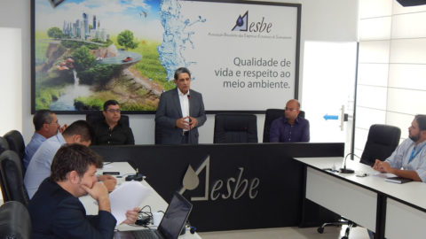 Câmara Técnica de Recursos Hídricos debate sobre Licenciamento Ambiental de ETAs, ETEs e EEEs