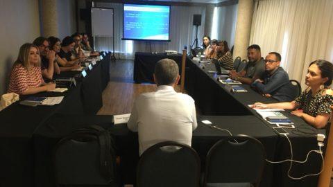 Aesbe discute rumos da comunicação em reunião de Câmara Técnica
